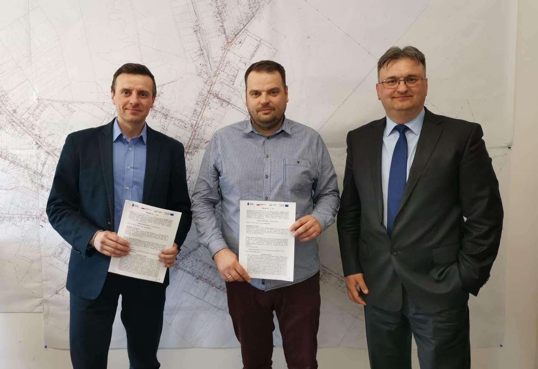 Umowa na dostawę wodomierzy podpisana